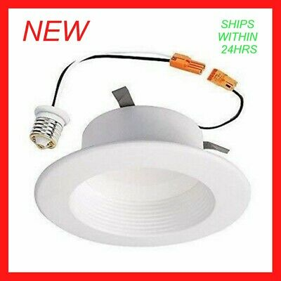 Halo Rl 4 White Integrated Led Recessed Light Fixture