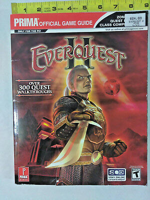 SWORD AND SORCERY EVERQUEST ROLE PLAYING GAME PLAYERS