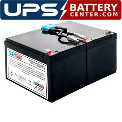 SU700US UPSBatteryCenter Compatible Replacement Battery Pack for APC Smart-UPS 700 NAFTA
