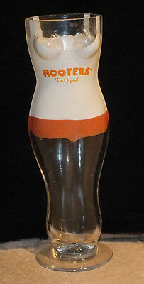 """Original Clearwater Florida Hooters Girl  Cup 10"""" Advertising  Vtg"""