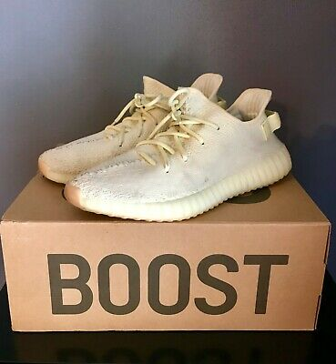1b7f67d8aaba3 AUTHENTIC ADIDAS YEEZY Boost 350 V2 Butter Size 11 -  135.00
