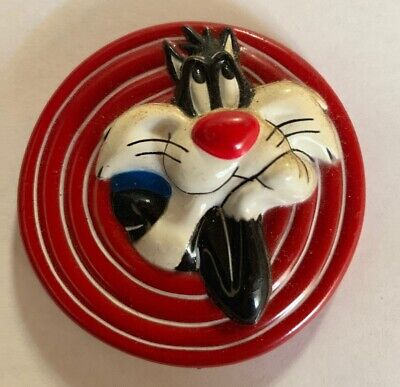 Sylvester The Cat Looney Tunes Cartoon Magnet