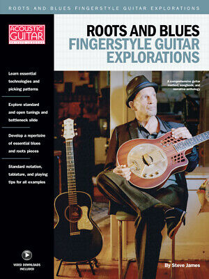 Dropped D Tuning for Fingerstyle Guitar Sheet Music Guitar Book 000000305