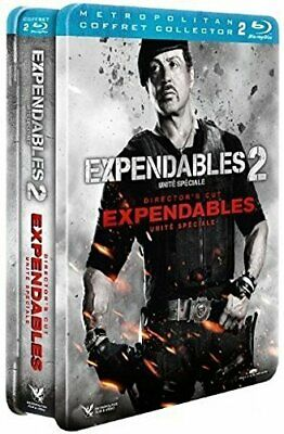 Expendables : Unite Speciale + Expendables 2 : Unite Speciale [Blu-Ray] - Neuf