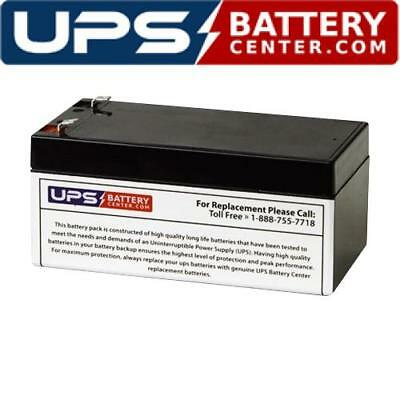 APC Back UPS ES 750 Compatible Replacement Battery by UPSBatteryCenter BE750BB