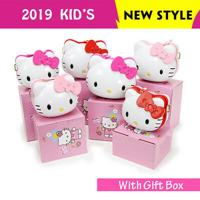 Hello Kitty Kids 3D Bags Children Travel  And Gift Bags