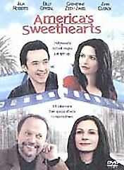 America's Sweethearts (DVD, 2001) wide/fullscreen in very good condition