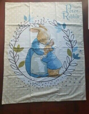Peter Rabbit Cot Doona Cover