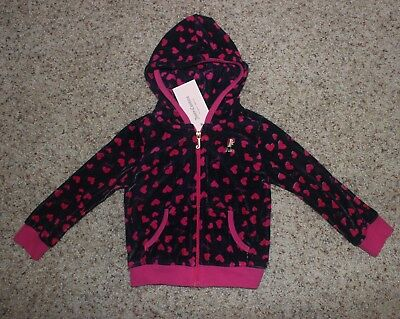 Juicy Couture Baby Girls Hoodie - Size 18-24 Months - NWT