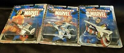 Maisto Fresh Metal Tailwinds, Marvel Airforce, 1:87 Scale, Jet and Helicopters