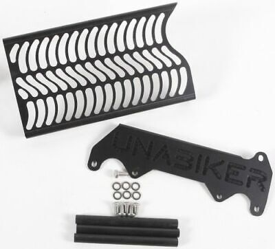 Unabiker Radiator Guards Black For Cobra CX65 12-15 CB65-K