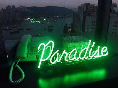 FUVK HOME ROOM LED NEON LIGHT FUN BED BEER BAR DECOR WALL TABLE LAMP SIGN