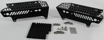 Unabiker Radiator Guards Black For Beta 4-Stroke Models 10-15 BTA4T-K