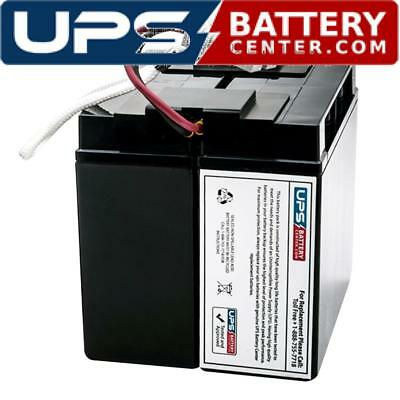 APC Smart-UPS 2200VA SU2200 Compatible Replacement Battery Set by UPSBatteryCenter