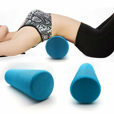 Exercise Foam Roller Massage Fitness Gym Yoga Training Trigger Point Sports GA