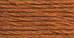 DMC 6-Strand Embroidery Cotton 8.7yd-Golden Brown