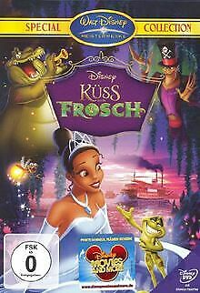 Küss den Frosch by John Musker, Ron Clements | DVD | condition acceptable