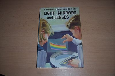 Ladybird Book Light, Mirrors And Lenses Dust/jacket  2/6 Net
