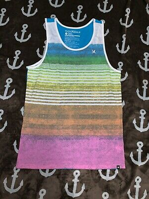 51b0617f225e4 HURLEY PREMIUM FIT Tank Top Mens S -  10.00