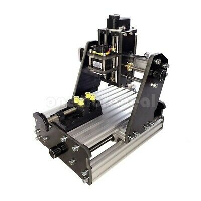 3 Axis CNC Router Mini Laser Engraver Wood PCB Milling Engraving 775 Motor Kit