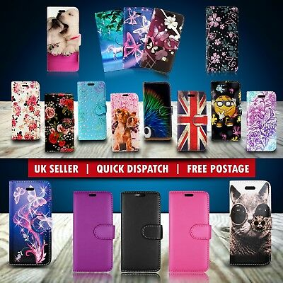 For Samsung Galaxy A3 2016 &Many Model Leather Wallet Flip Phone Case Book Cover