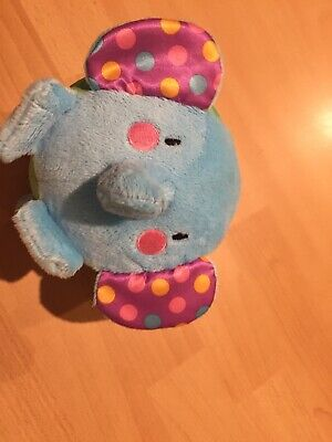 Fisher Price Elephant Ball Activity Toy EUC