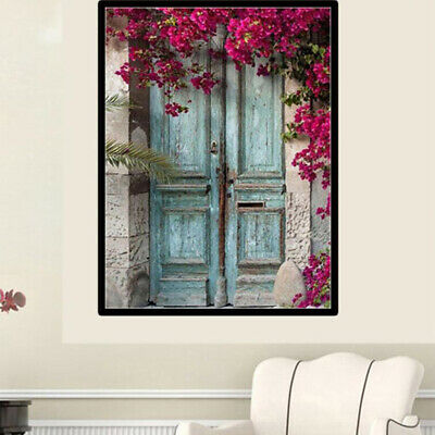 Flowers Diamond Painting Embroidery Cross Craft Stitch Kit Home Decoration BS