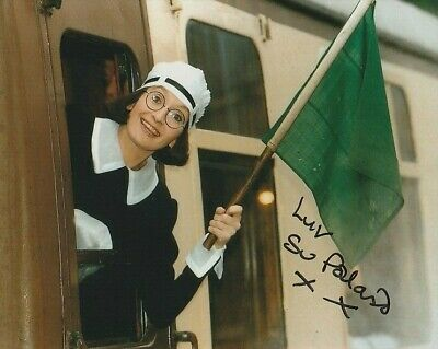 Su Pollard  In Person SIGNED photograph - You Rang M'Lord - A575