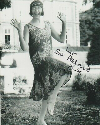 Su Pollard  In Person SIGNED photograph - You Rang M'Lord - A578