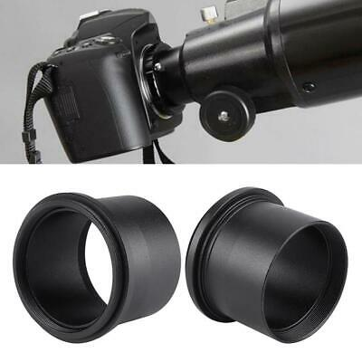 "2"" to M48*0.75 Telescope Eyepiece Mount Adapter Ring For SLR Camera Photography"