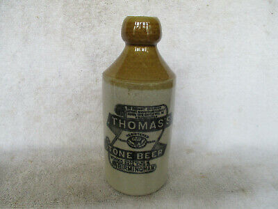 Thomas's Birmingham Ginger Beer Bottle