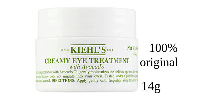 Kiehl's Avocado Creamy Moisturizing Eye Treatment Cream with Avocado 14g 14ml