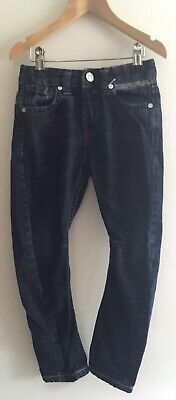 SALE River Island Age 4 Years Skinny Blue Carrot Jeans
