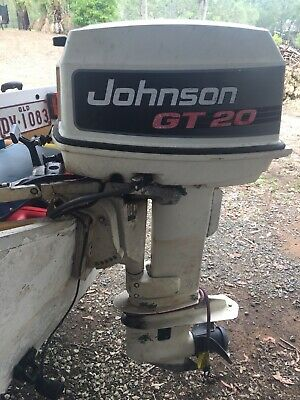20 hp outboard motor