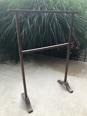 Antique Shaker Drying Rack Early Original PA Found Shoe Feet