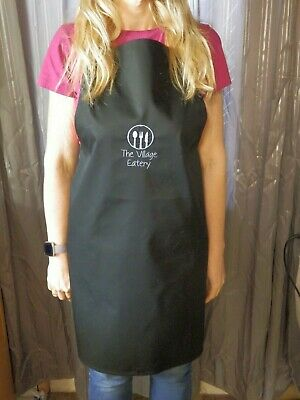 Professional Catering Apron PERSONALISED with Name or Logo CAFE RESTAURANT COOK