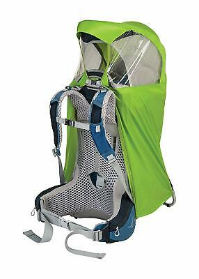 Poco Rain Cover Protect Child Baby Clear Plastic Camping Hiking Backpack Outdoor
