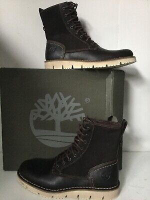 TIMBERLAND WESTMORE BOOT Brown Mens Ankle High Sensorflex