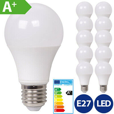 4x8x E27 LED Ampoule 3W 5W 7W 12W GLS Light Bulb Energy Saving Lamp Warm Cool