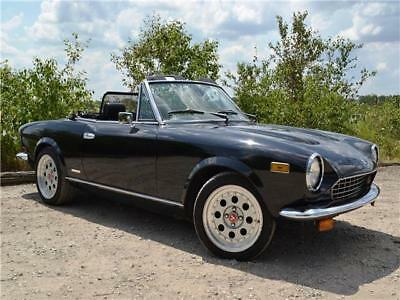 1985 Fiat Other Lusso S1 1985 Fiat Spider Lusso S1 only 61,872 Miles Warranty mint Special reduced price