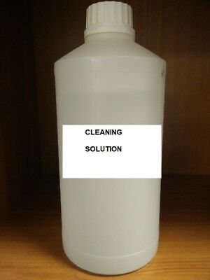 Bulk Refill Strong Solvent Cleaning Solution For Roland Mutoh Mimaki - 1 Liter
