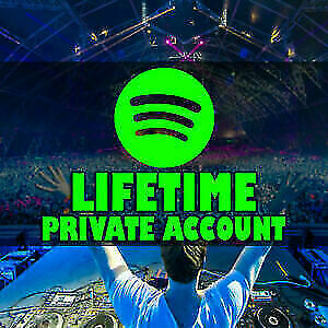 Subscription - Lifetime warranty Worldwide Spotify Pemium account