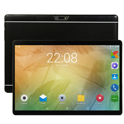 """10"""" Tablet Android 8.0 4GB+ 64G Ten-Core WIFI HD Camera Tablet PC Computer"""