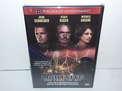 Lightning: Fire from the Sky (DVD, Region 1 for USA/Canada) NEW - No Tax