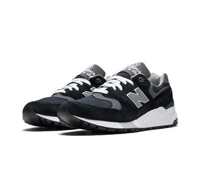 newest d64fa 92052 NEW BALANCE M999CBL 999 Men Size 13 Navy Blue Classic Running Shoes Made In  USA