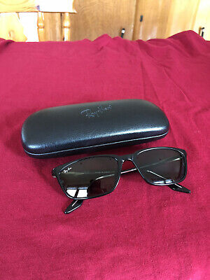 Ray-Ban 1960s-Style Sunglasses - Excellent Condition, Hard Shell Case.