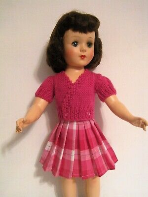 Undergarments clothes for Mary Hoyer Gigi and other slender 18 inch dolls