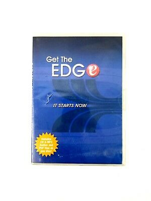Get the Edge by Entrepreneurial Development Group Includes CD, MP3 Audios & PDF