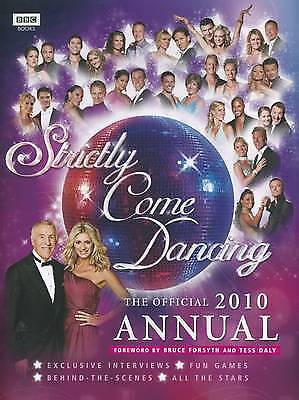 The Official Strictly Come Dancing Annual 2010, Maloney, Alison, Good Book