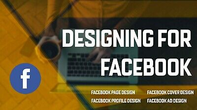 Custom Facebook Cover Design - Any social media